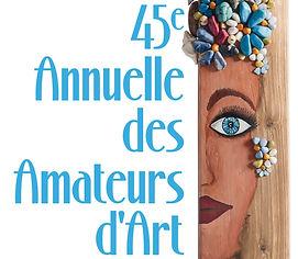 45e Annuelle des Amateurs d'Art