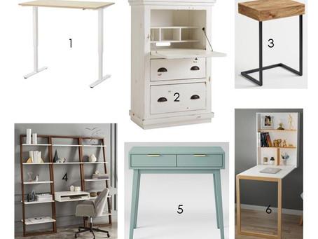 Inspiring Home Office Wish List - Desk Edition