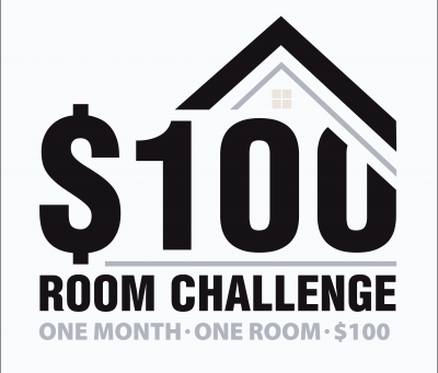 $100 Room Challenge - The Reveal!!!