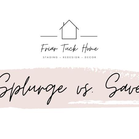 Splurge vs. Save - Home Office Desk Edition