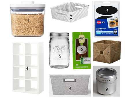 Mood Board Monday - Storage Solutions Edition!