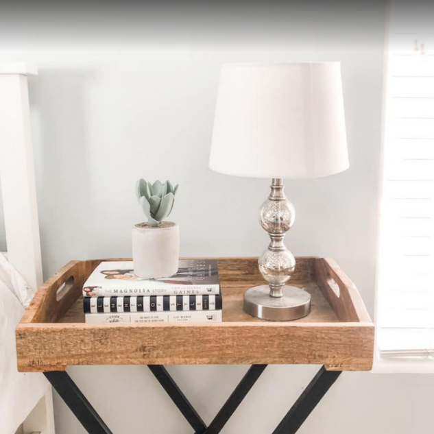 Modern Farmhouse Nightstand