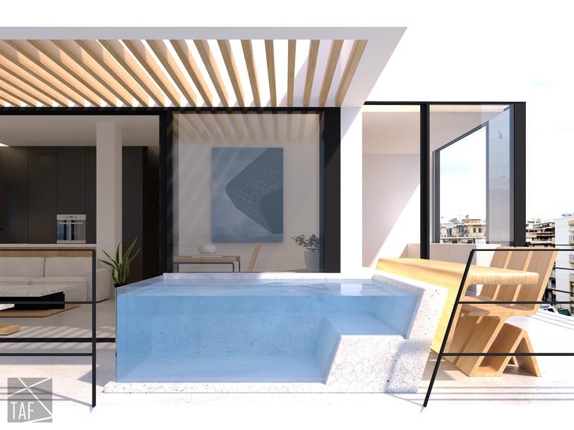 Apartment in Faliro