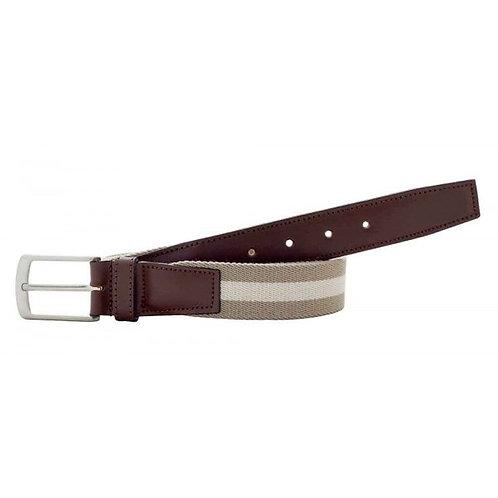 Cinturón 38535 Beige