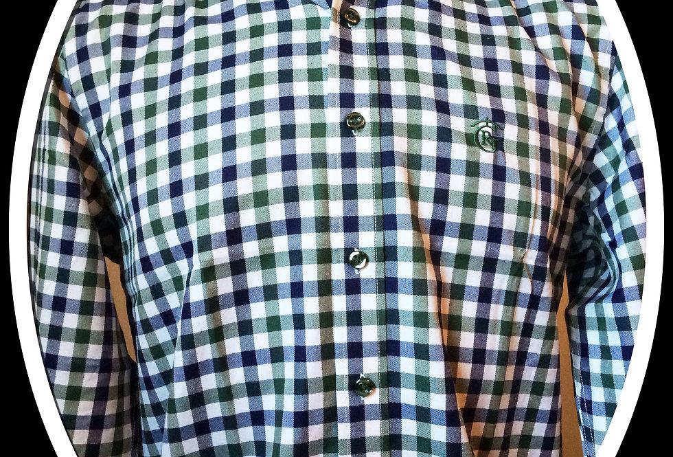 D. Camisa cuadros Mod.2159