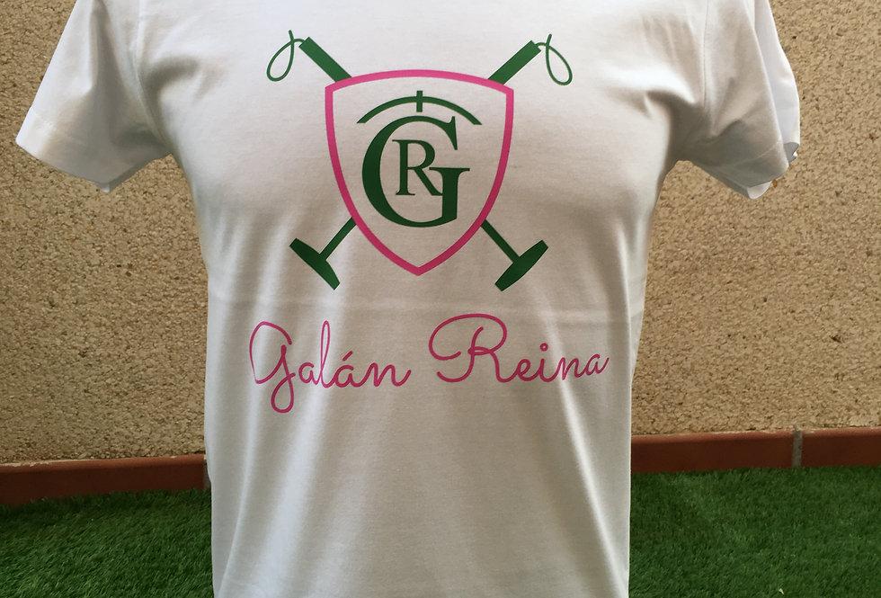 Camiseta Polo Sport Blanca