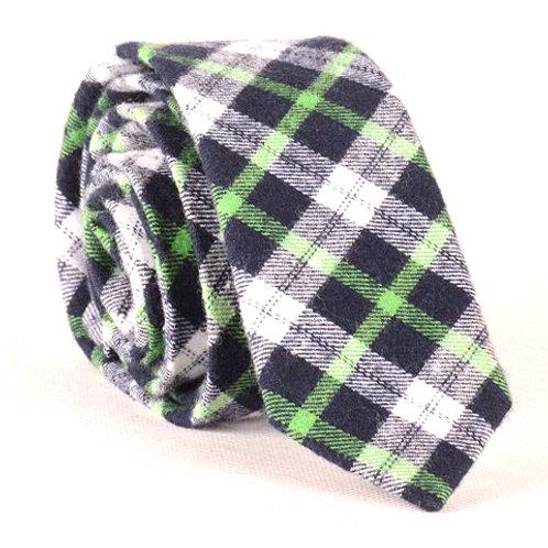 Corbata escocesa splice Tartán