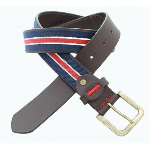 Cinturón artesano 10335 Az/Ro
