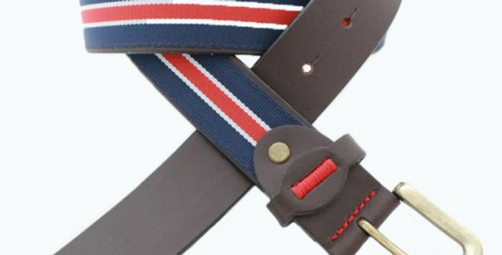 D.Cinturón artesano 10335 Az/Ro