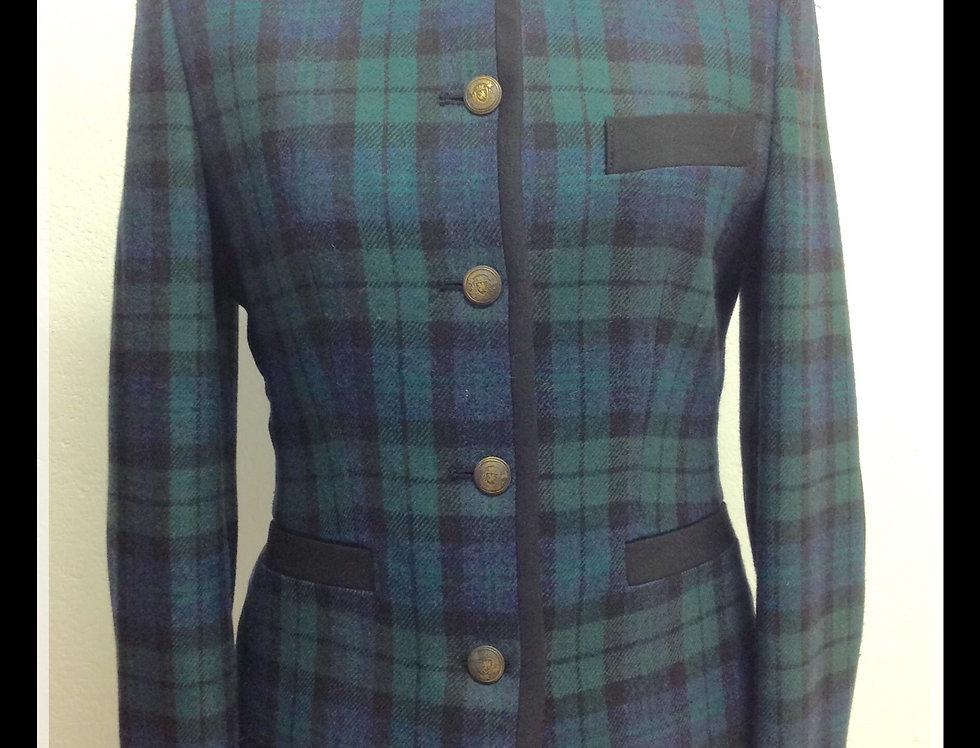 chaqueta  Escocesa.