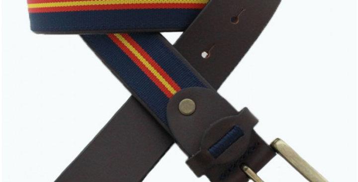 Cinturón artesano 10335 bandera
