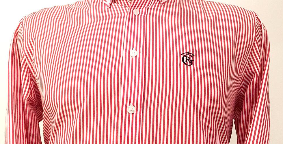 D.Camisa Rayas Roja Ref Fp1122