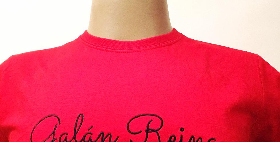 "* Camiseta "" Luz del Sur "" Roja"