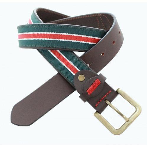 D.Cinturón artesano 10335 Ve/Ro