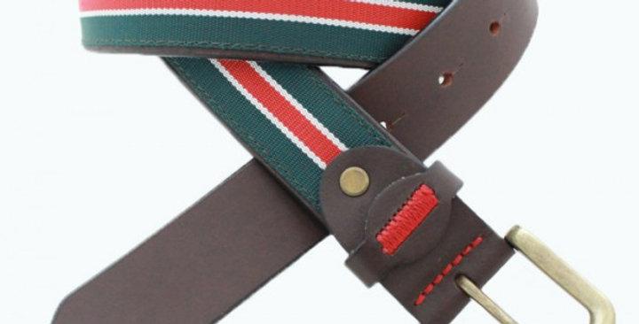 Cinturón artesano 10335 Ve/Ro