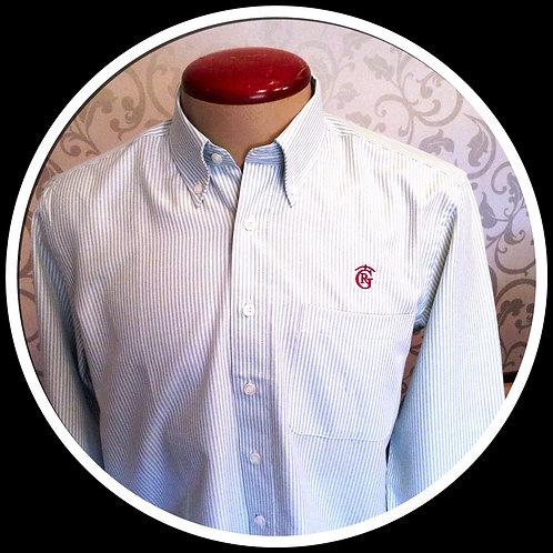 D.Camisa Oxford Rayas
