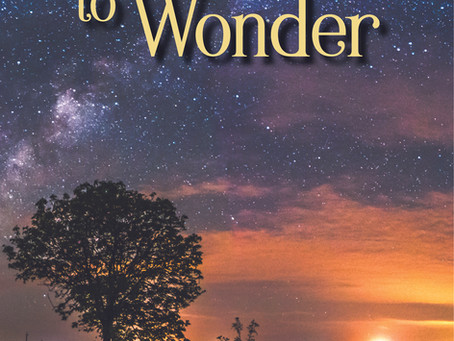 Wake Up to Wonder Book Released!