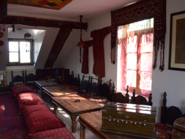 The Aghane room