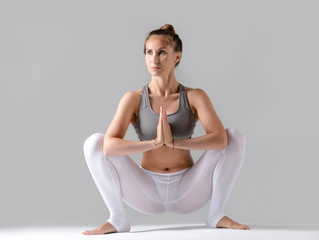 November Pose of the Month - Malasana