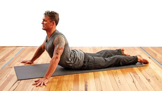 Let It Be YOGA Seal Pose