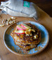 Grain-Free Apple Walnut Pancakes