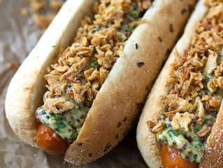 Vegetarian Recipe of the Month: Carrot Hot Dogs