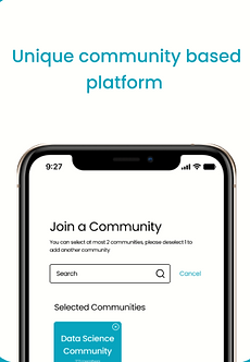 Features of the app of Mentorbox
