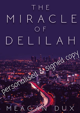 The Miracle of Delilah (personalised).