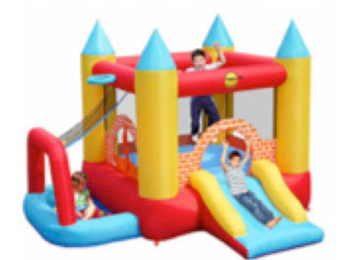 4 in 1 Play Center with Ball Pool(S)