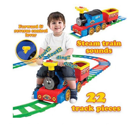 Toot Toot Battery Operated Train