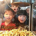 派對即場爆谷popcorn服務