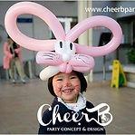 開心兒童派對扭氣球