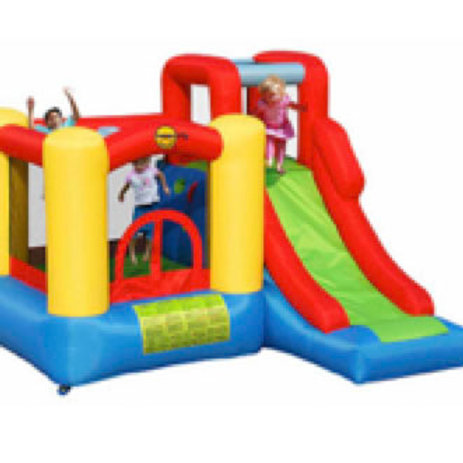 Adenture Zone Bouncy Castle(M)