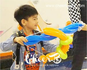 兒童派對套餐扭氣球1.JPG