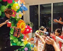兒童生日魔術派對套餐-香港