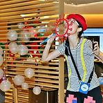 派對娛樂泡泡表演Bubble Show