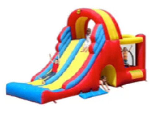 Mega Slide Combo Bouncy Castle (L)