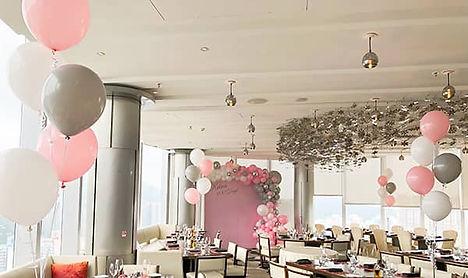 宴會派對餐桌氣球佈置.JPG.jpg