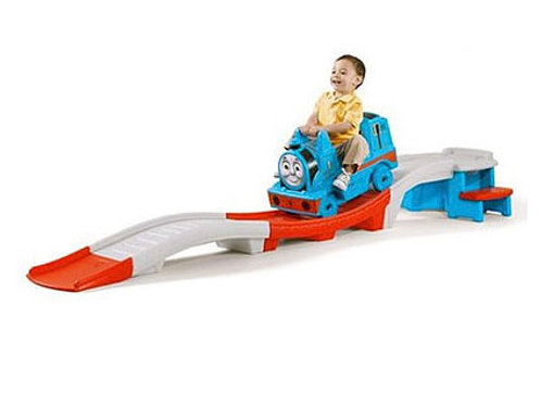 Thomas The Train Up & Down Roller Coaster