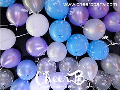 12寸乳膠氦氣球