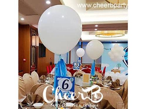 18寸乳膠氦氣球