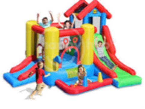 7 in 1 Playhouse(M)