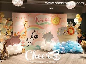 百日宴backdrop+氣球佈置.JPG.jpg