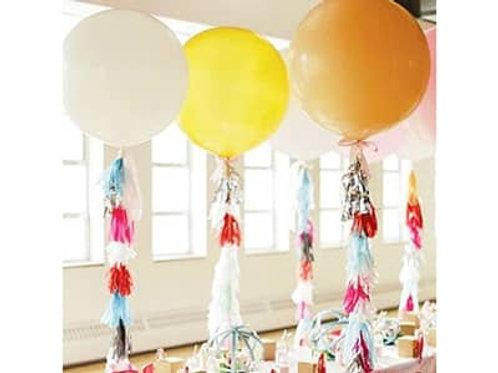 36吋乳膠氦氣球