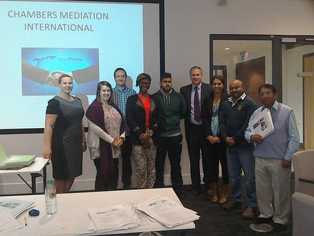 BECOME AN ACCREDITED MEDIATOR