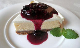 Manhattan Cheesecake
