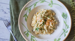 Prawn & Scallop Risotto