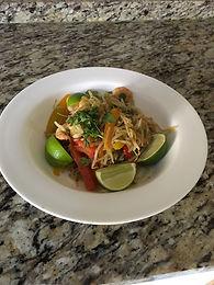 Asian Prawn, Ginger & Spring Onion Stir Fry