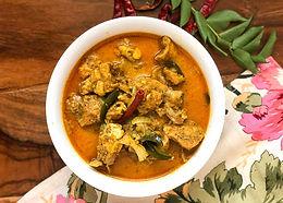 Sri Lankan Chicken Curry