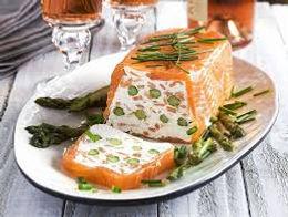 Salmon & Asparagus Terrine